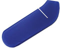 Set of 6 Blue Foam Hockey Stick Blade Covers
