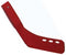 Replacement Elementary Hockey Stick Blade (Red)