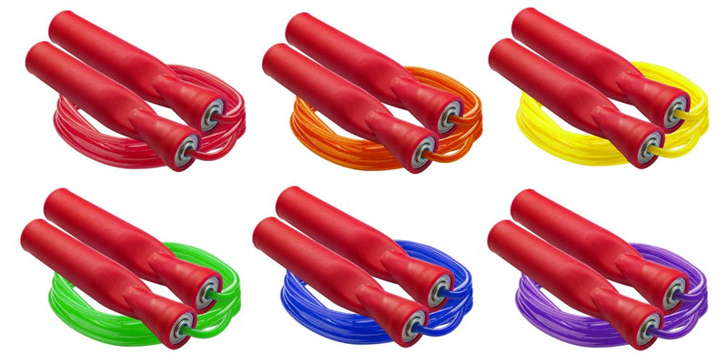Pro Ball-Bearing Speed Ropes (Set of 6)