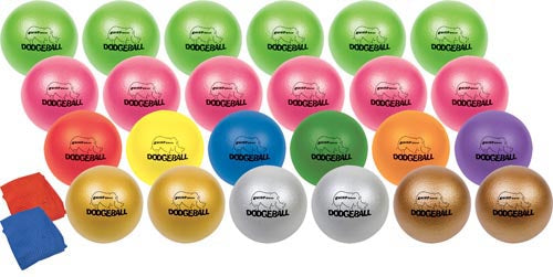 Rhino Skin Deluxe Dodgeball Pack - 26 Pieces