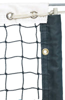 2.8mm Tournament Tennis Net With Dowels