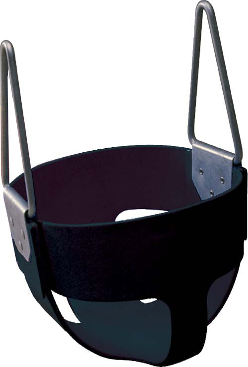 Rubber Enclosed Infant Swing Seats