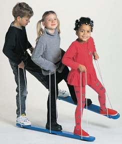 Summer Skis (3-Person)