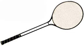 Twin Shaft Aluminum Badminton Racquet