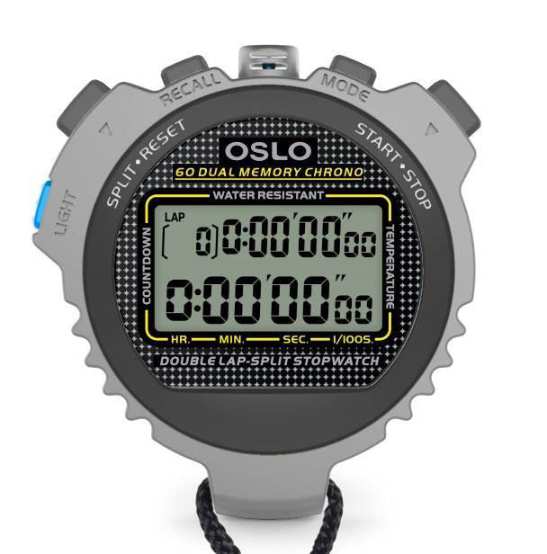 Robic Silver 60 Stopwatch