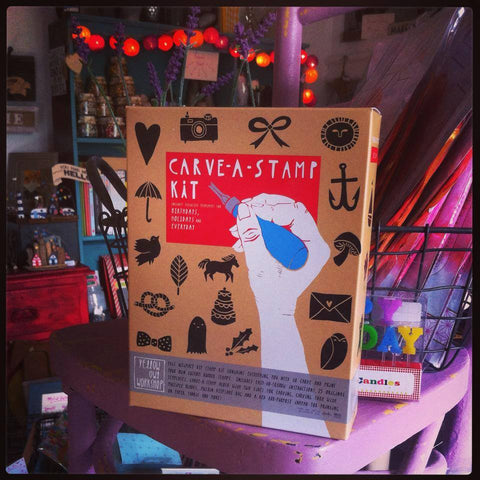 Carve a Stamp Kit, was €29.95 Now €22
