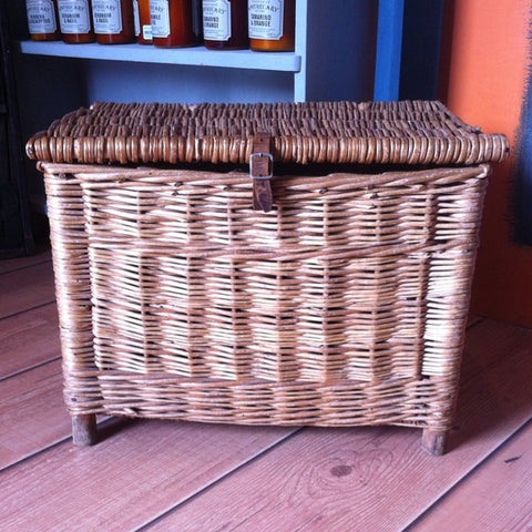 Vintage Wicker Basket, €30