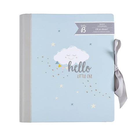 Baby Journal (blue)