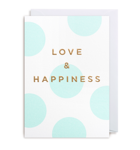 Love & Happiness Card