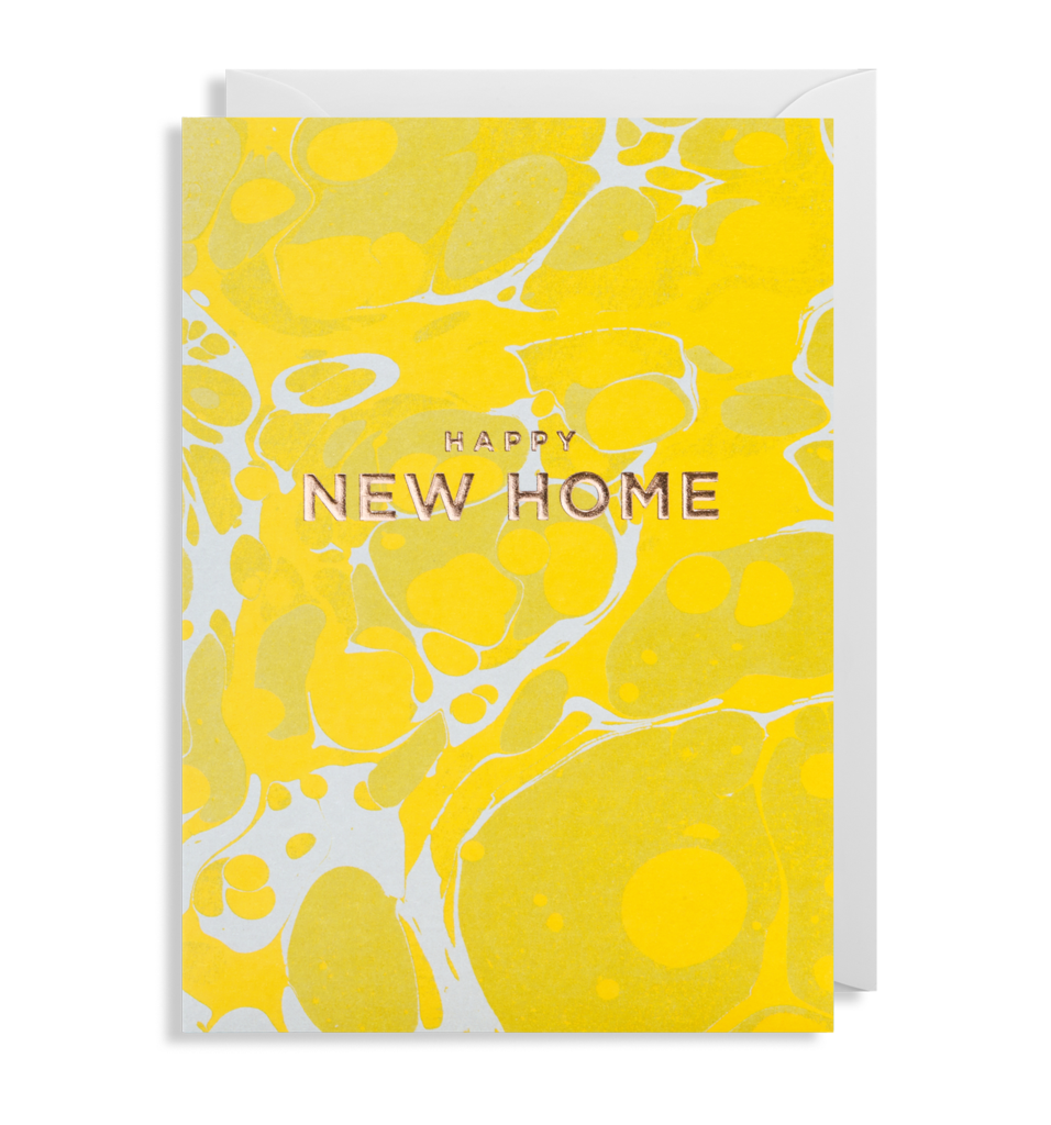 Happy New Home Card