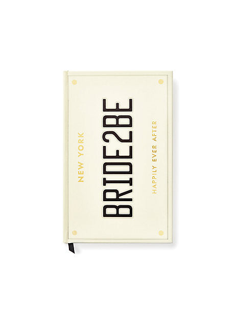 Bride2Be Notebook