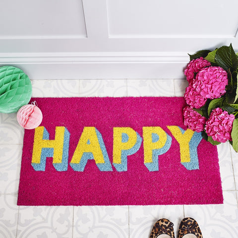 Happy Doormat
