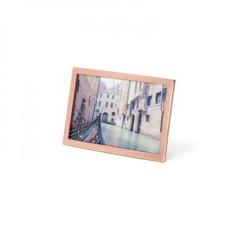 Copper Photoframe Senza 4x6