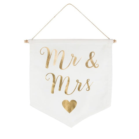 Mr & Mrs Flag