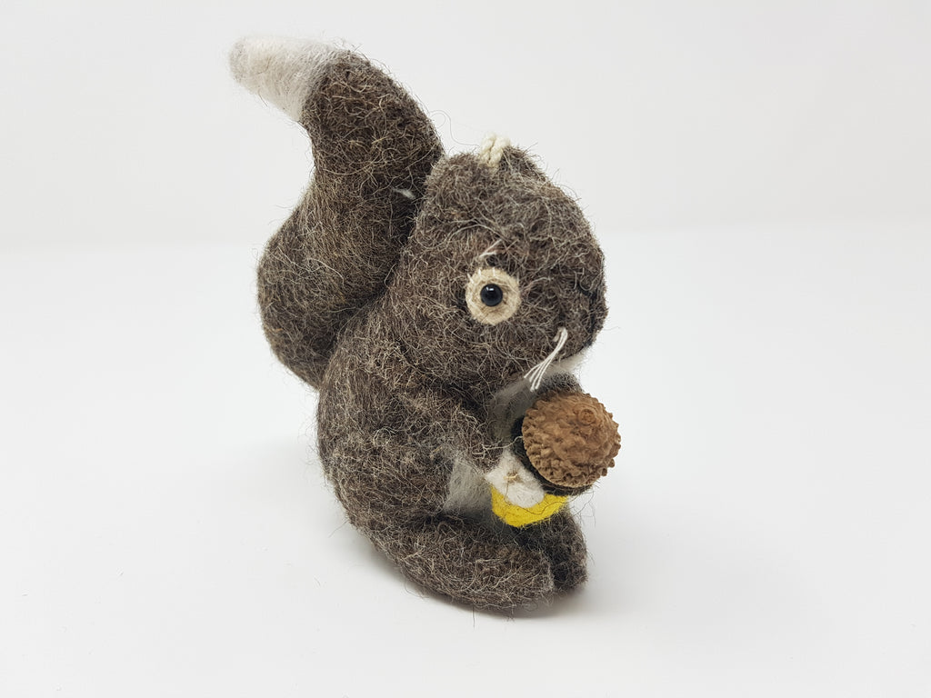 Felt Squirrel 1