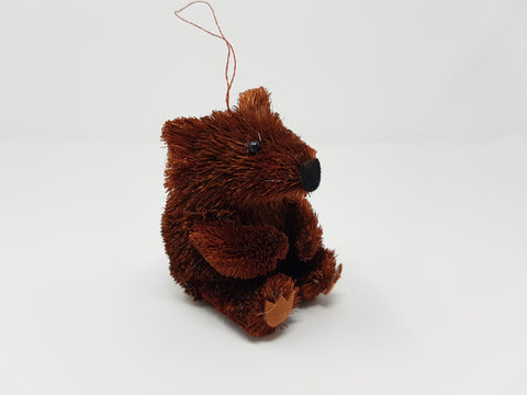 Brown Bear Brush Animal 1