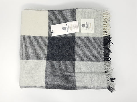 Heritage Grey Blanket