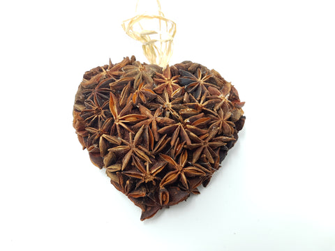 Star Anise Heart