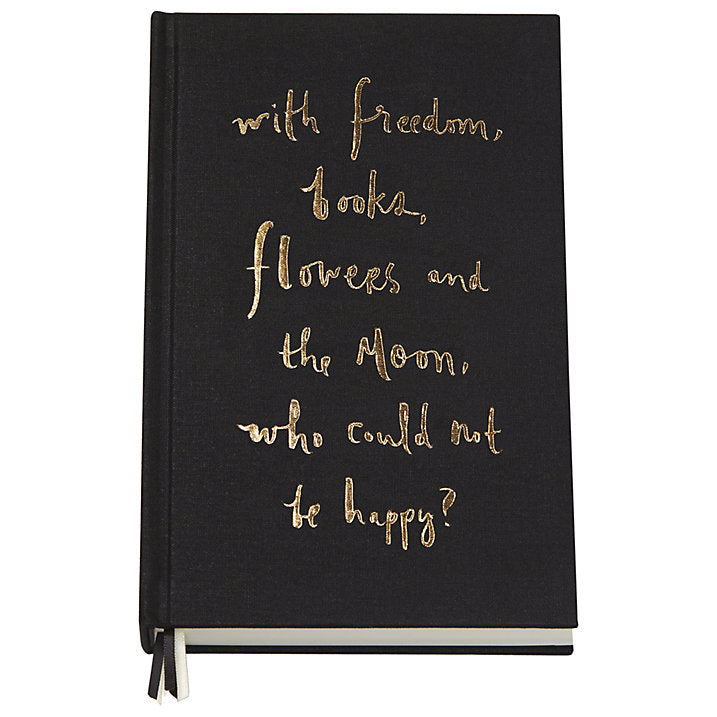 Who Could Not Be Happy Journal By Kate Spade 1