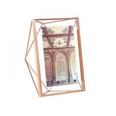 Copper Photoframe 5x7 Prisma