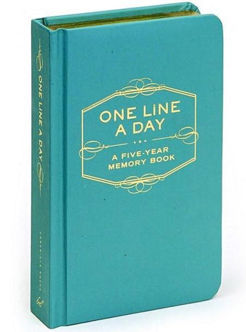 One Line A Day (5 Year Memory Book) PRE-ORDER