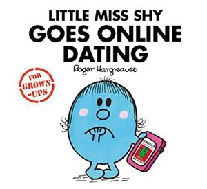 Little Miss shy goes online dating.