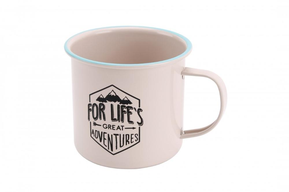'For Life's Great Adventures' Mug 1