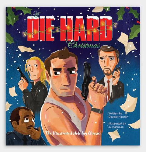 Die Hard Christmas Book