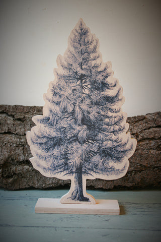 Wooden Printed Tree