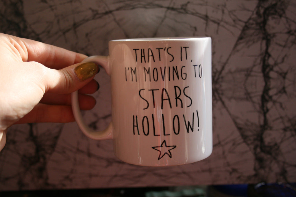 That's It I'm Moving To Stars Hollow Mug