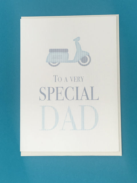 To A Very Special Dad Greeting Card