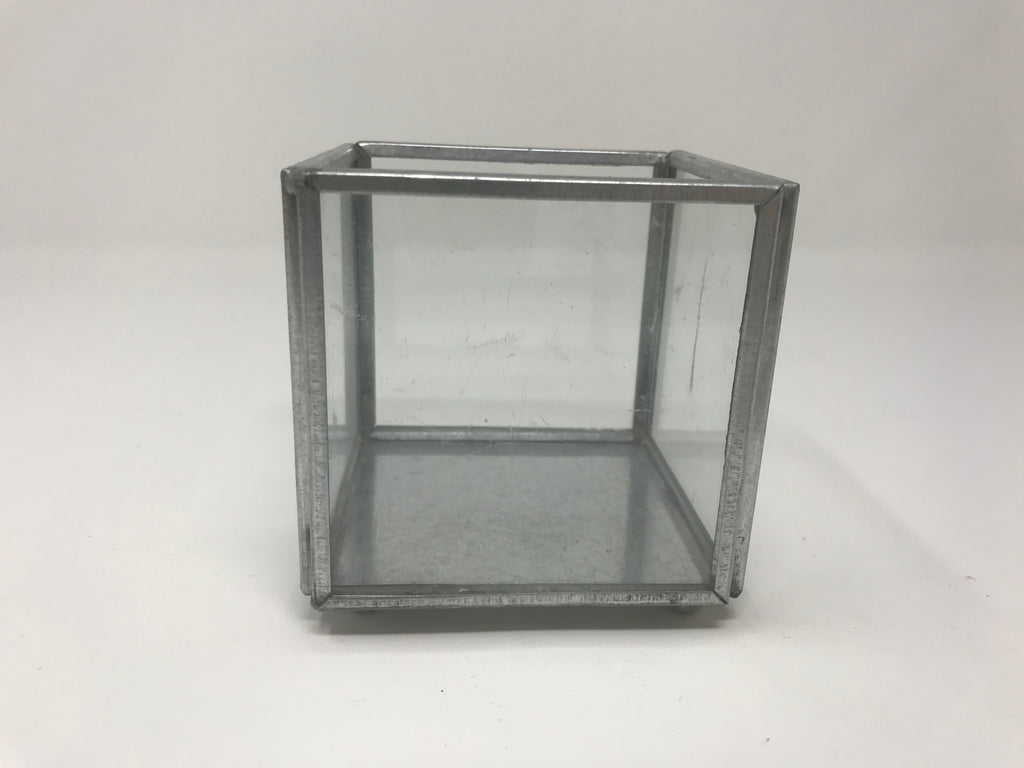 Small Glass Container - EX DISPLAY