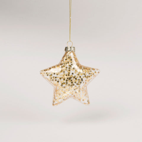 Sparkle Sparkle Star Decoration.
