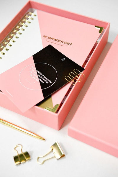 Happiness Planner Mid Year  2017/18