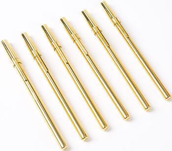 Strike Gold Pen Set By Kate Spade