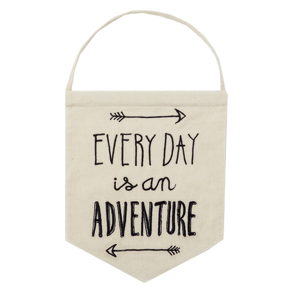 Everyday is an Adventure Banner