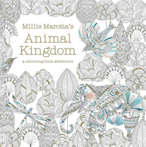 Millie Marotta's Animal Kingdom Book