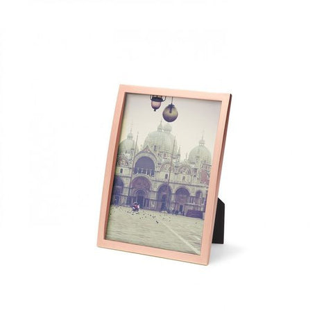 Copper Photoframe 5x7 Senza