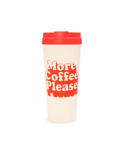 'More Coffee Please' Thermal Mug#