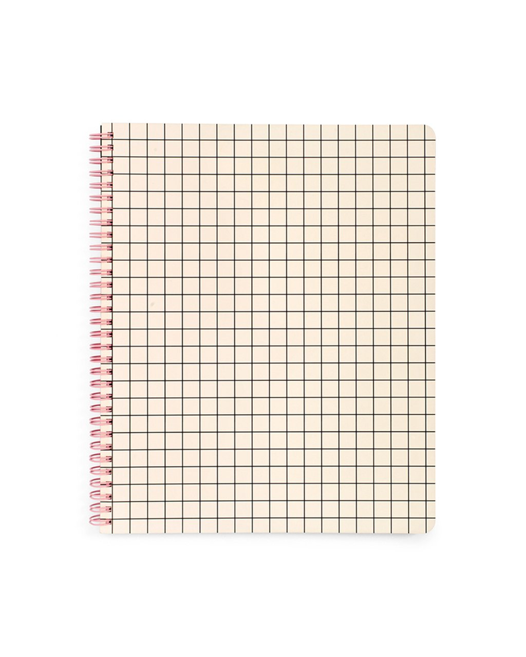 Rough Draft Large Notebook, Mini Grid