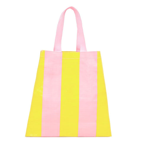 Beverly Stripe Shopper