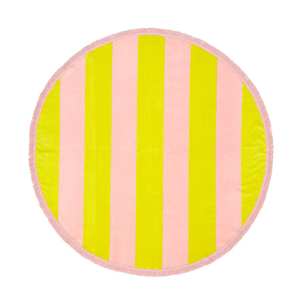 Beverly Stripe Giant Towel