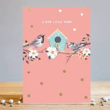 A New Little Home Card