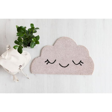 Grey Cloud Doormat