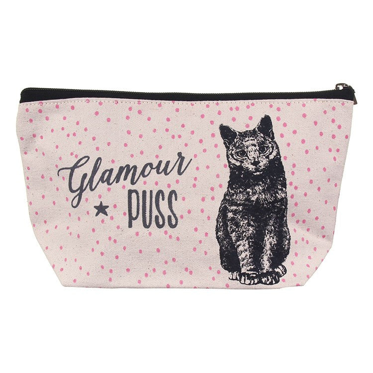 Glamour Puss Toiletry Bag