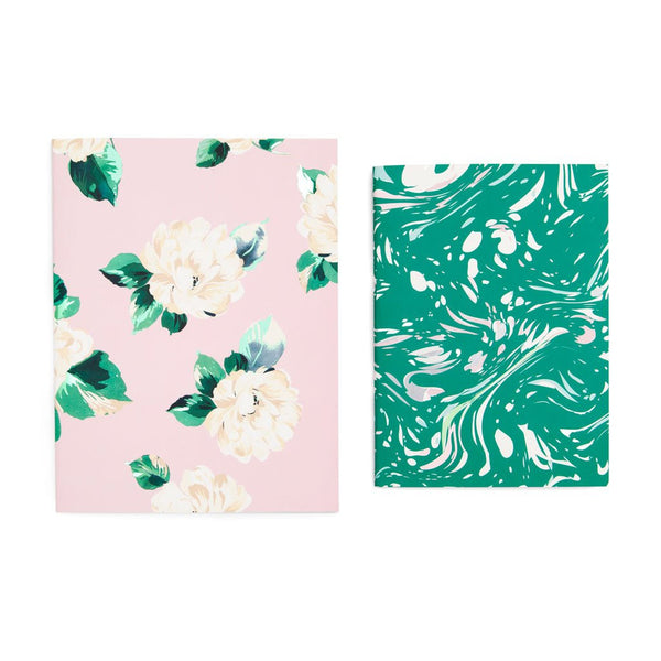 Good Ideas Notebook Set (Lady of Leisure/ Jade Marble)