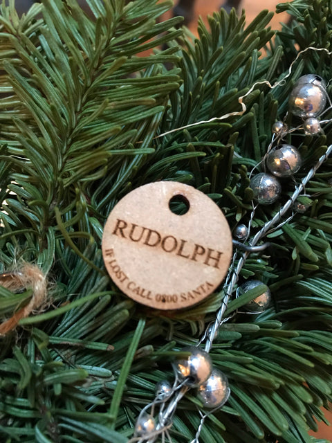 Rudolph's Lost Tag