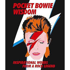 Pocket Bowie Wisdom Book