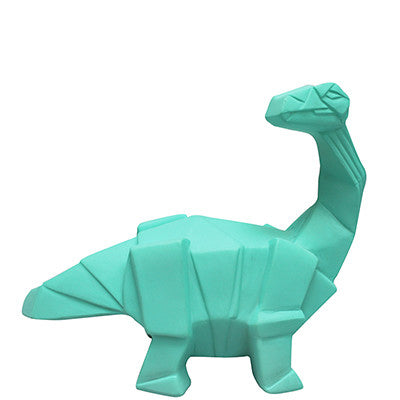 Mini LED Brachiosaurus Green Lamp