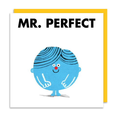 Mr.Perfect Card